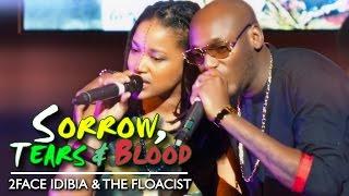 """""""Sorrow, Tears And Blood"""" - 2face Idibia & The Floacist (Felabration 2015)"""