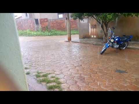 Chuva em berilo