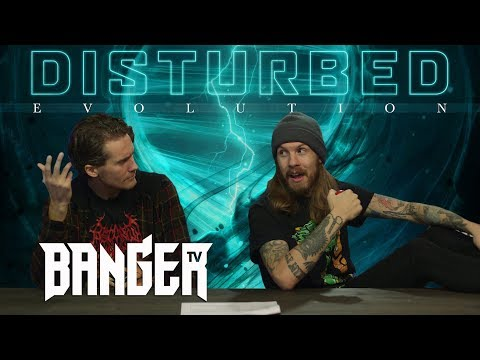 DISTURBED Evolution Album Review | Overkill Reviews