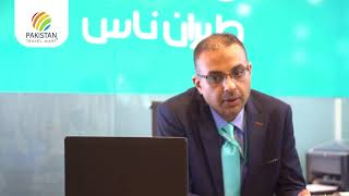 Mr. Manzoor Thanvi, Country Manage Pakistan - Flynas