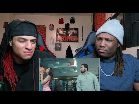 Eminem - Godzilla ft. Juice WRLD (Dir. by @_ColeBennett_) REACTION