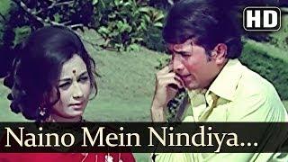 Naino Mein Nindiya Hai - Rajesh Khanna - Nanda - Joru Ka