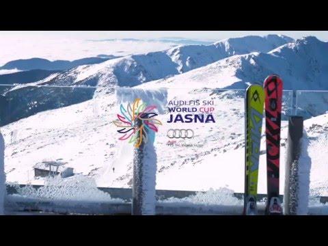 Svetová lyžovačka v Jasnej!  - © TMR