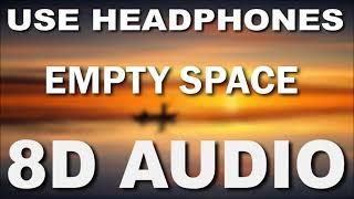 James Arthur    Empty Space (AUDIO 8D)