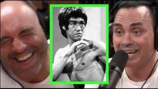 Joe Rogan - Eddie Bravo on Bruce Lee