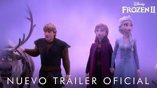 Frozen 2 de Disney   Tráiler Oficial en V.O. subtitulado en español   HD