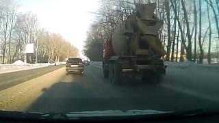 ДТП Тюмень Республики  20-02-2017
