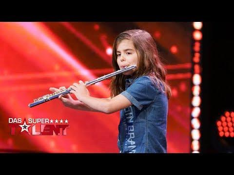 Noel spielt wie ein Goldjunge | Das Supertalent 2017 | Sendung vom 21.10.2017