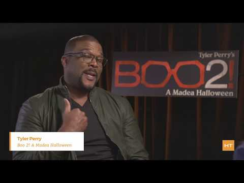 Tyler Perry talks about