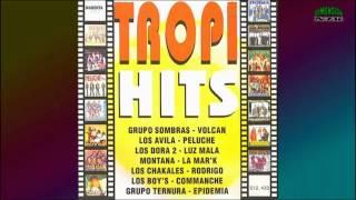 Tropi Hits Vol1   Cumbias del Recuerdo Grandes Exitos Enganchado CD Completo