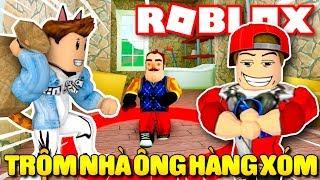 Roblox | RỦ VAMY ĐI ĂN TRỘM NHÀ ÔNG HÀNG XÓM KHÓ TÍNH - Robbery 💎 Simulator | KiA Phạm