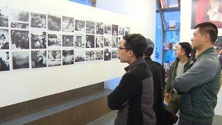 """Tin Tức 24h: Triển lãm ảnh """"Nhật ký"""" chụp bằng điện thoại thông minh"""