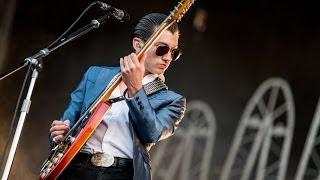 Arctic Monkeys - I Bet You Look Good On The Dance Floor [LIVE @ Pinkpop 2014] [Pro-shot]