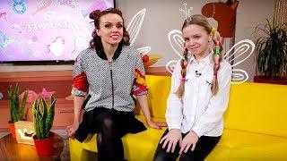 Обучающее видео для девочек - Заплетайка - Прическа для школы - учимся делать прически
