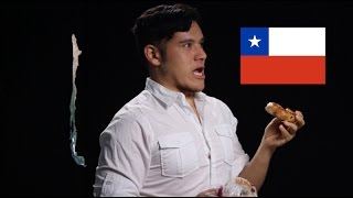 Geography Now! Chile