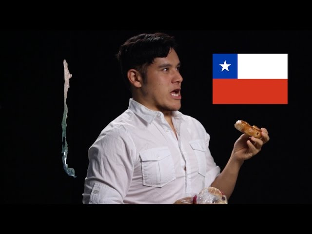 Video Pronunciation of chile in English