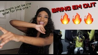 YoungBoy Never Broke Again - Bring 'Em Out (Official Video) REACTION!!!!!