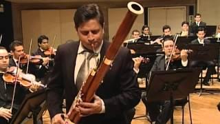 CM Von Weber bassoon concerto, Laurent Lefèvre basson, Simon Bolivar Orchestra
