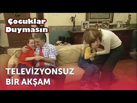 Televizyonsuz Bir Akşam | Çocuklar Duymasın 5. Bölüm (TGRT)