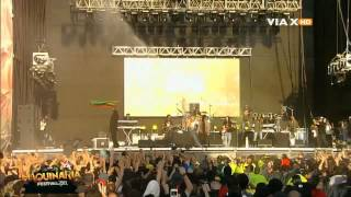 Damian Marley - More Justice - Maquinaria Festival Chile 2011