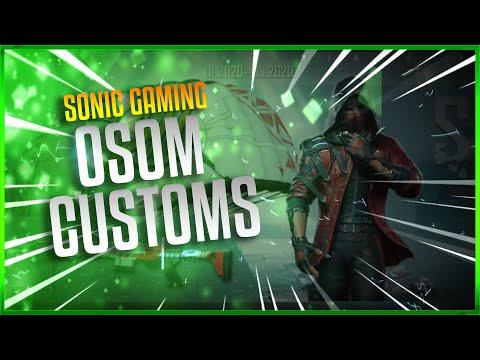 OSOM Paid Customs 17th Nov, 2019   PUBG Mobile
