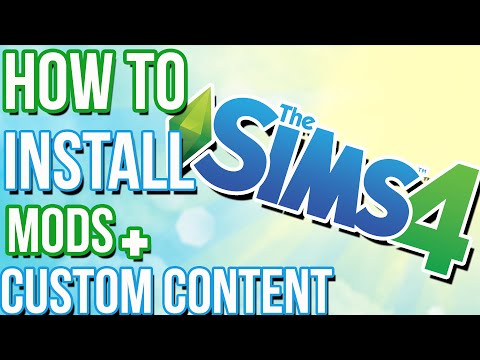 The Sims 4 Tutorial: How To Install Mods And Custom Content Mp3