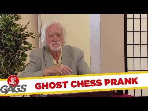 The Ghostly Chess Player - Hilarious!