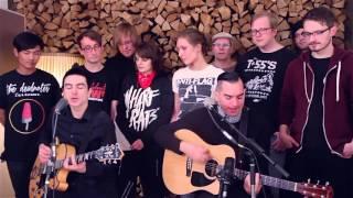 Anti-Flag – The KKK Took My Baby Away @ Kaputtmacher Sessions