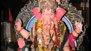 Indians carry idol of elephant god for immersion on last day of festival