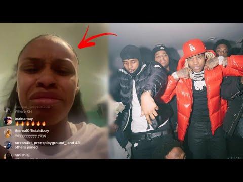 """YoungBoy BM Yaya Mayweather Goes 0ff & Calls Pooh Shiesty/ Lil Durk """"Back In Blood"""" 🗑!?"""