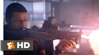 12 Rounds 3: Lockdown (2015) - Firing Policy Scene (2/5) | Movieclips