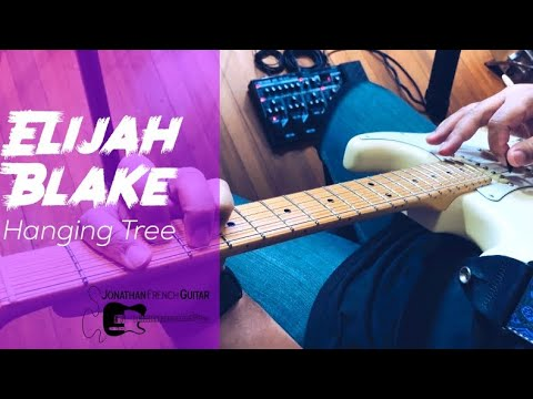 """Hanging Tree"" by Elijah Blake, Sign up for lessons with me today!"
