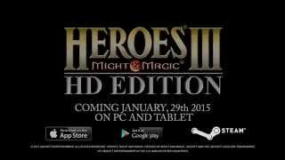 VideoImage1 Heroes of Might & Magic III - HD Edition