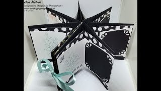 Gorgeous Star Mini Album (SO Easy To Make!!)