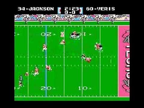 Bo Jackson, Hero Of Tecmo Bowl, Has Never Played The Game