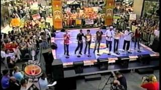 RENT: The Movie Cast on the Today Show - August 4, 2005