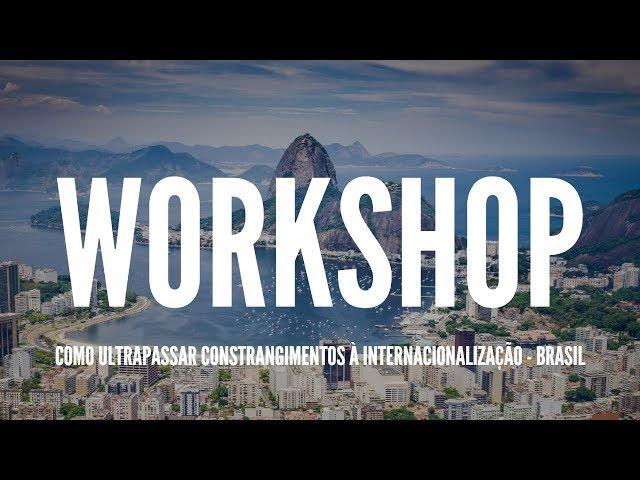 Reportagem – Workshop Brasil