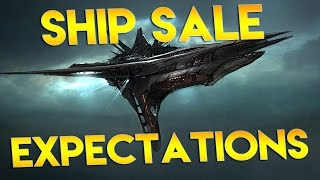 Star Citizen Anniversary Ship Sale Expecations (5 Rare Ships)