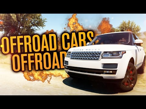 OFF-ROAD CARS... OFF-ROAD CHALLENGE | Forza Horizon 2 W/ The Nobeds