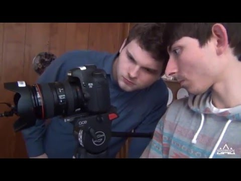 Shooting a low budget indie film