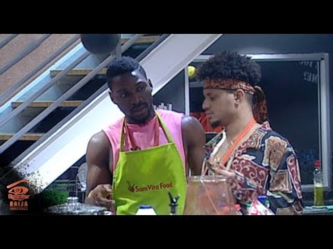 Big Brother Double Wahala Day 69: The Disaster Chef