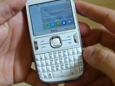 Nokia Asha 302 - Unboxing