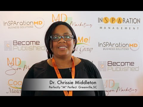 "Dr. Chrissie Middleton - Perfectly ""M"" Perfect"