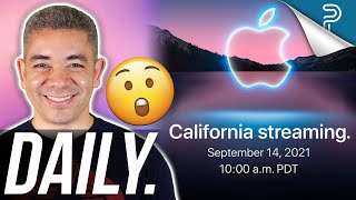 Apple's iPhone 13 Event is OFFICIAL, Samsung Changes Their Strategy AGAIN & more!