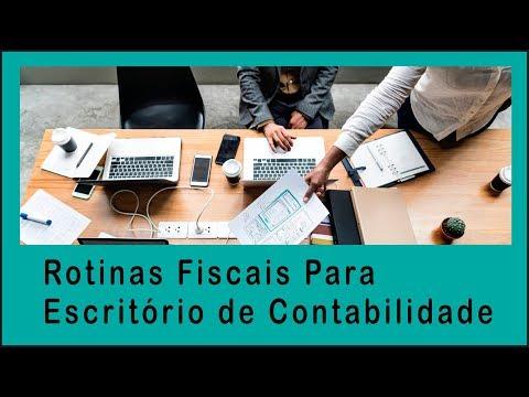 Rotinas Fiscais para Escritório de Contabilidade