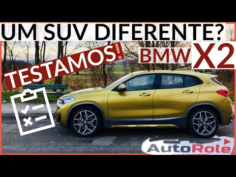 Conheça o BMW X2