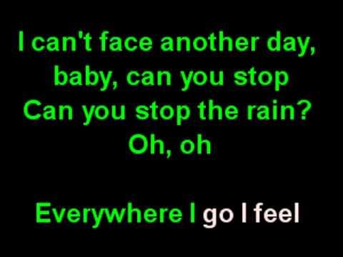 Can you stop the rain karaoke - Peabo Bryson