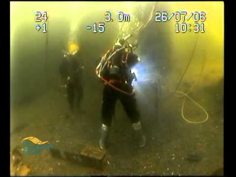 New Construction Career Commercial Diving Course - Commercial Divers In Training