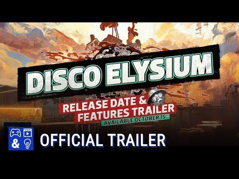 Trailer de Disco Elysium