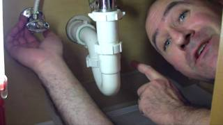 How to Fix a Slow Draining or Clogged Sink - ProMaster Home Repair